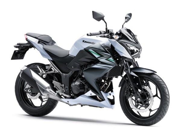 ราคา Kawasaki Z250