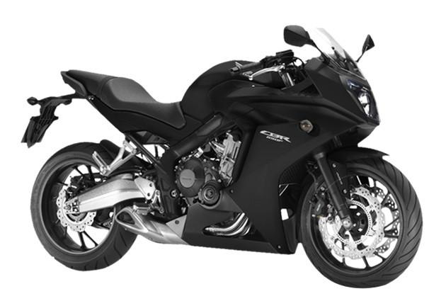 CBR650F-black