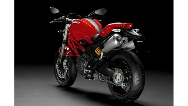 Ducati Monster 796-12