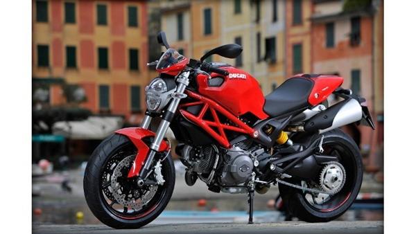 Ducati Monster 796-6