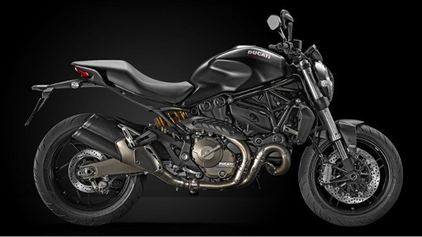 Ducati Monster 821Dark