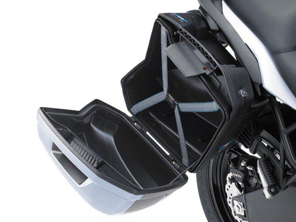 สมรรถนะ ความปลอดภัย Kawasaki VERSYS