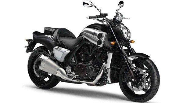 Yamaha Vmax-2
