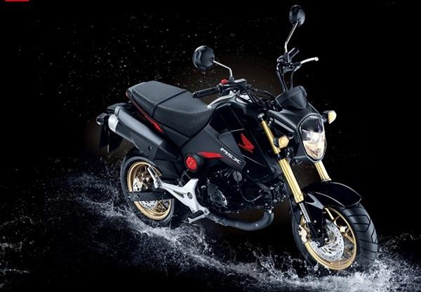 2015-Honda MSX125