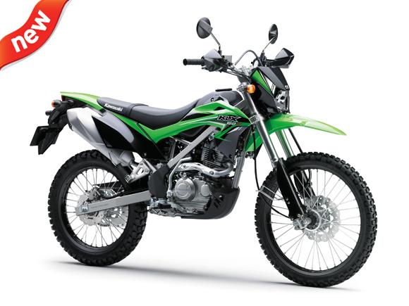 2015_Kawasaki KLX 150BF_1