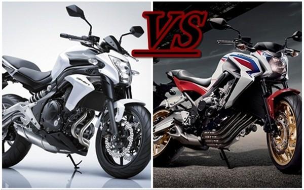 เปรียบเทียบ Kawasaki ER6N VS Honda CB650F