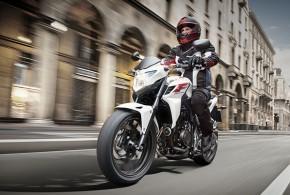 รุ่นและราคาในตลาดรถ Honda CB500F