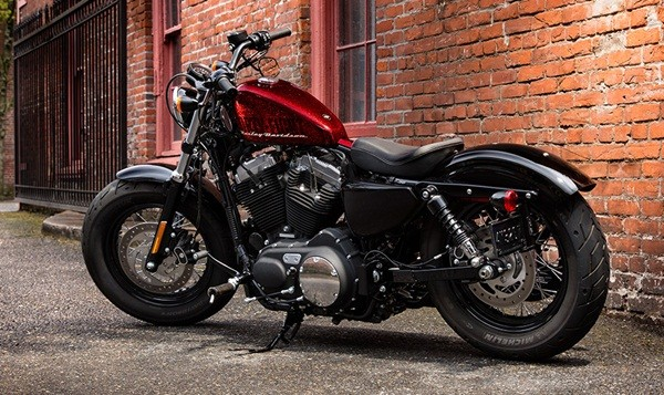 Harley-Davidson Sportster XL1200X Forty Eight1