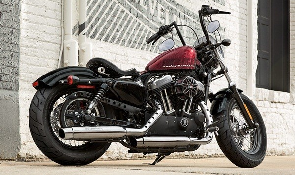 Harley-Davidson Sportster XL1200X Forty Eight2
