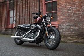 รุ่นและราคา Harley davidson xl 1200 x 48