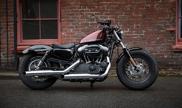 Harley-Davidson Sportster XL1200X Forty Eight4