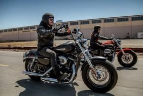 ราคาในตลาดรถของ Harley davidson xl 1200 cb ช็อปเปอร์สายพันธุ์อเมริกัน