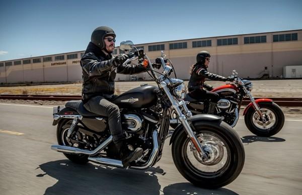 Harley davidson xl 1200 cb2