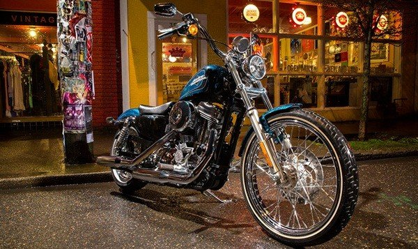 Harley davidson xl 1200 v Seventy-Two12