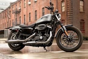 Harley davidson xl 883n คลาสสิคครุยเซอร์