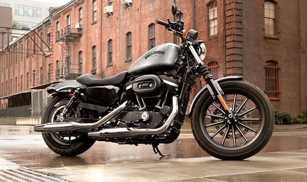 Harley davidson xl 883n1