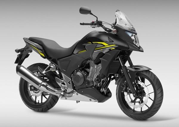 Honda CB500X8