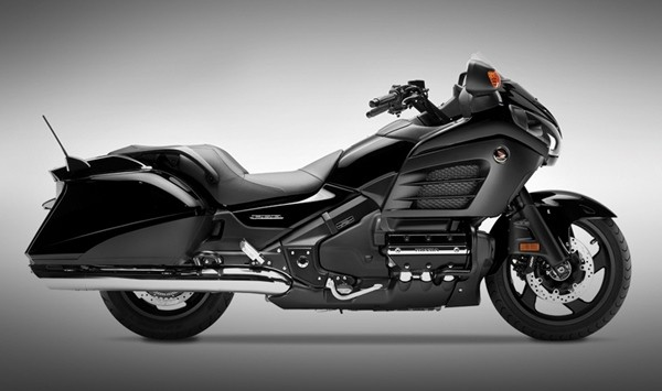 Honda Goldwing F6B