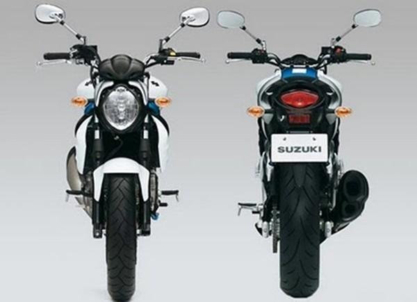 Suzuki Gladius5