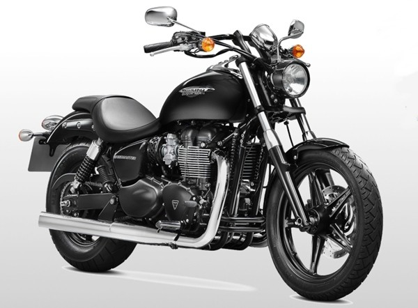 Triumph Speed Master6