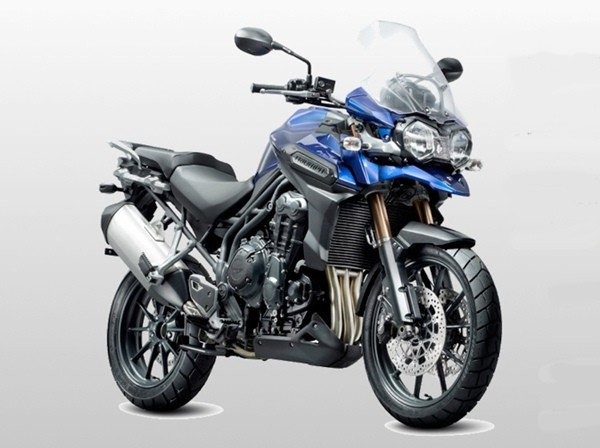 Triumph Tiger Explorer3