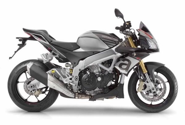 2015 Aprilia Tuono V4 1100RR sport naked