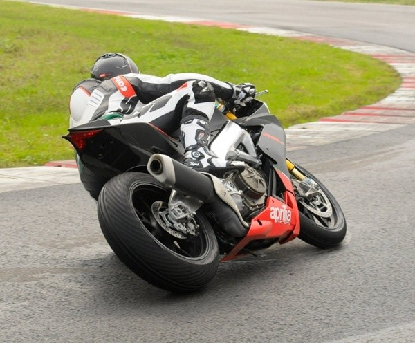 RSV4 Factory APRC ABS