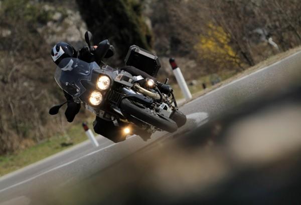 Moto Guzzi Stelvio 1200 NTX4