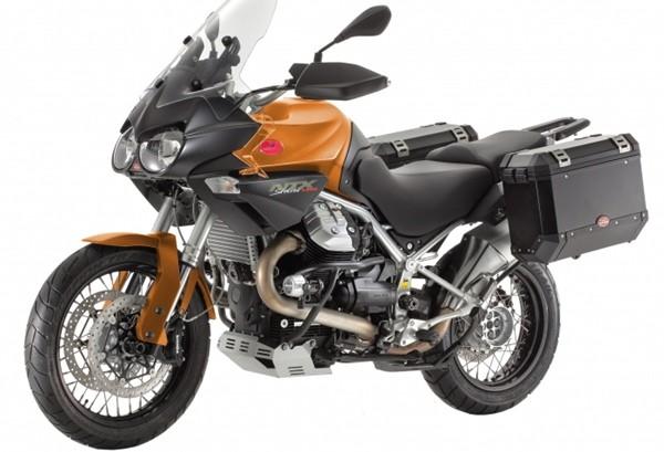 Moto Guzzi Stelvio 1200 NTX8