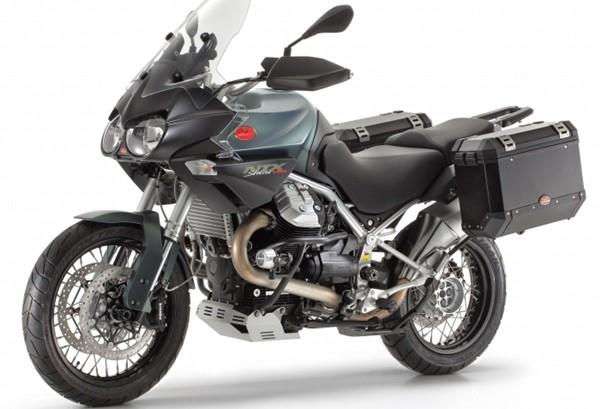 Moto Guzzi Stelvio 1200 NTX9
