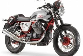 Moto Guzzi V7 II Racer คลาสสิคไบค์สไตล์เรทโทร
