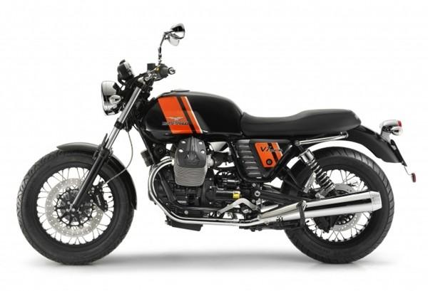 Moto Guzzi V7 II Special