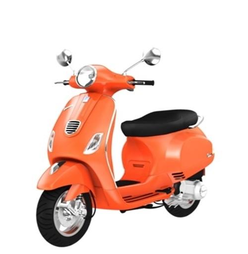 LX 125 3Vie orange