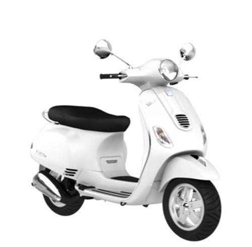 Vespa LX 125 white