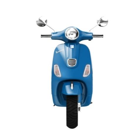Vespa LX 150 3Vie newblue