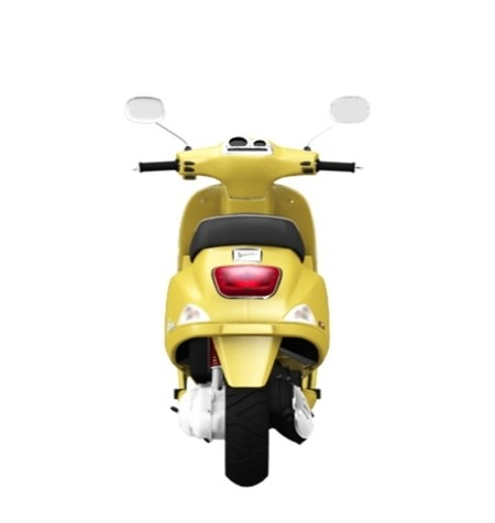 Vespa S150 yellow (1)