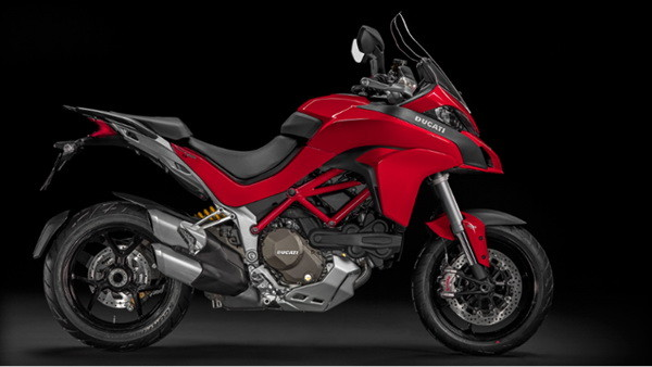 Multistrada 1200S D-air