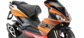 รุ่นและราคา Aprilia SR50 Factory 2015