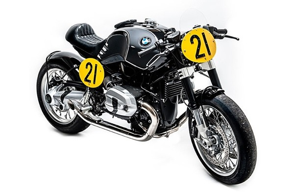 BMW R Nine T Spirit of Zeller