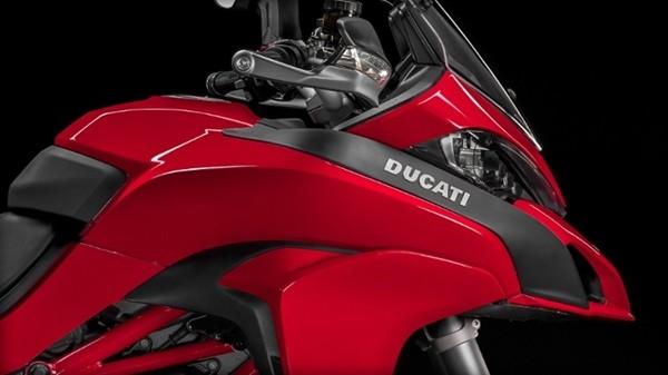 Ducati Multistrada 1200S DVT2