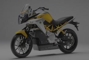 บิ๊กไบค์ไฟฟ้า Bultaco Reptitan 2015
