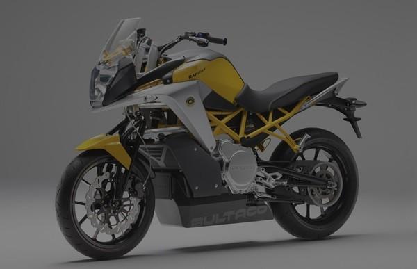 บิ๊กไบค์ไฟฟ้า Bultaco Reptitan
