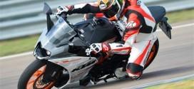 รุ่นและราคา KTM RC390