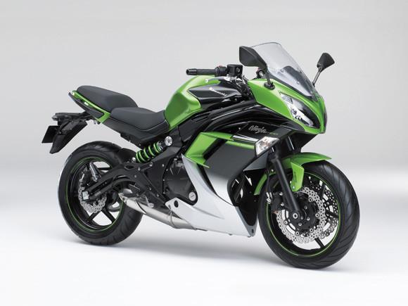 2015 ninja 400