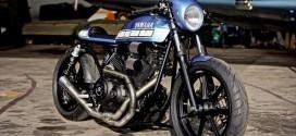 Yamaha XV950 CUSTOM BIKE สไตล์ช็อปเปอร์