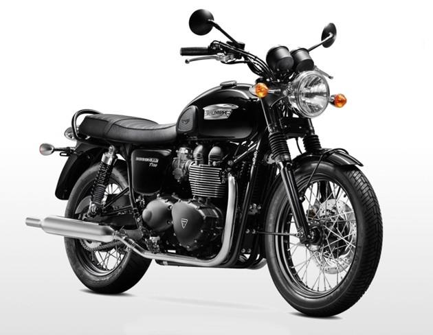 รุ่นและราคา Triumph Bonneville T100