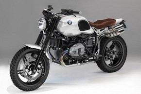 BMW Scrambler คลาสสิคสตรีทไฟเตอร์