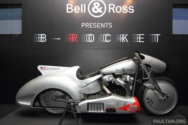 Bell & Ross B-Rocket