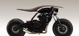 Yamaha ROOT CUSTOM BIKE ดีไซน์ล้ำสมัย
