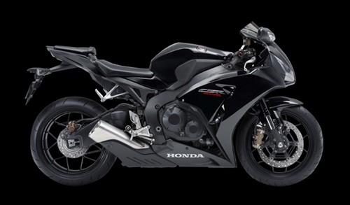 เฉดสี HONDA CBR1000
